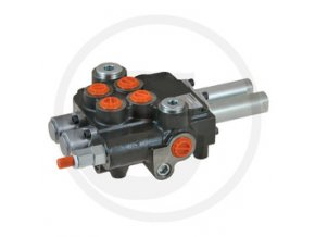Rozvaděč P80 2x DW (Připojovací zvon)