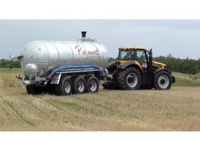Fekální vůz 22 000 litrů T 522