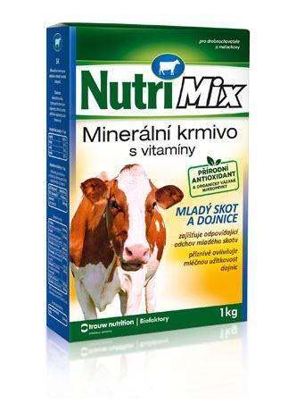 Vitamíny pro skot
