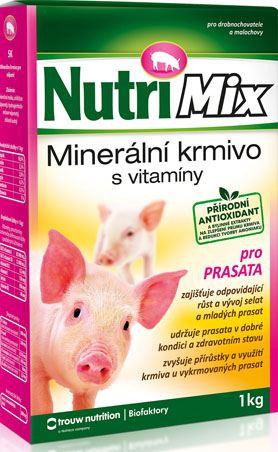 Vitamíny pro prasata