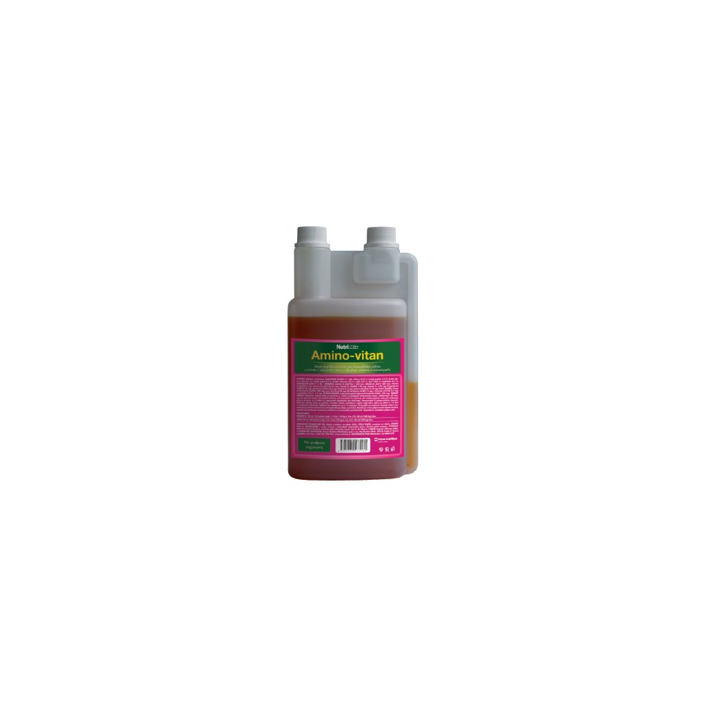 obrazek nm aminovitan baleni 500 ml
