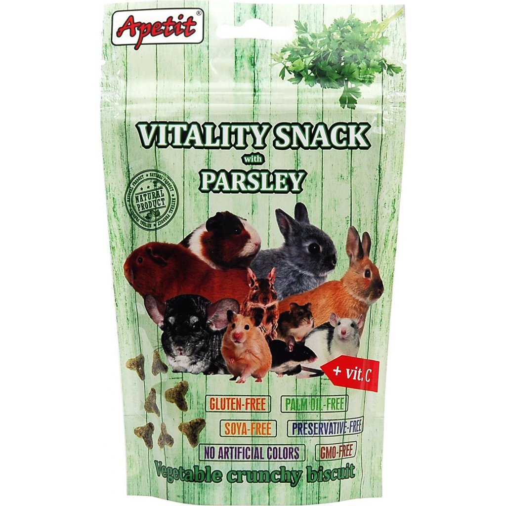 Vitality snack parsley 01