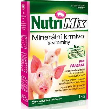 nutrimix pro prasata a selata doplnkove mineralne vitaminove krmivo 1 kg