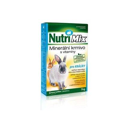 nutrimix pro kraliky vitaminy pro kraliky 1 kg