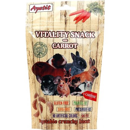 Vitality snack carrot 01