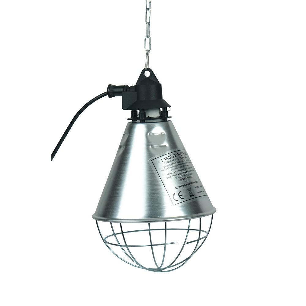 Infra lampa, kompletní, kabel 2,5 m