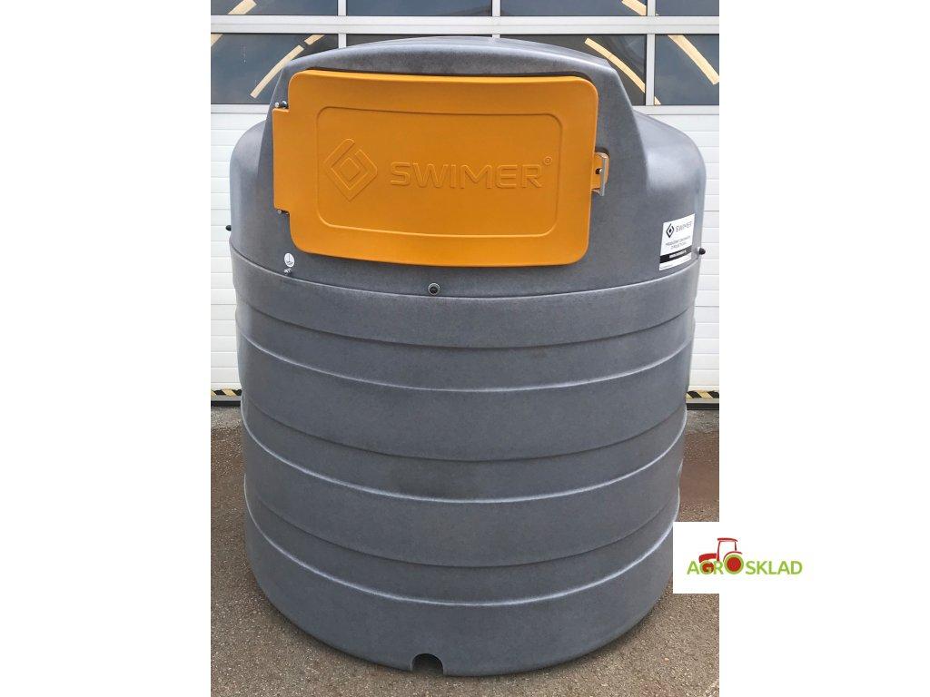 Nádrž na naftu Swimer 2500 Eco-Line  vč. 49 32 19