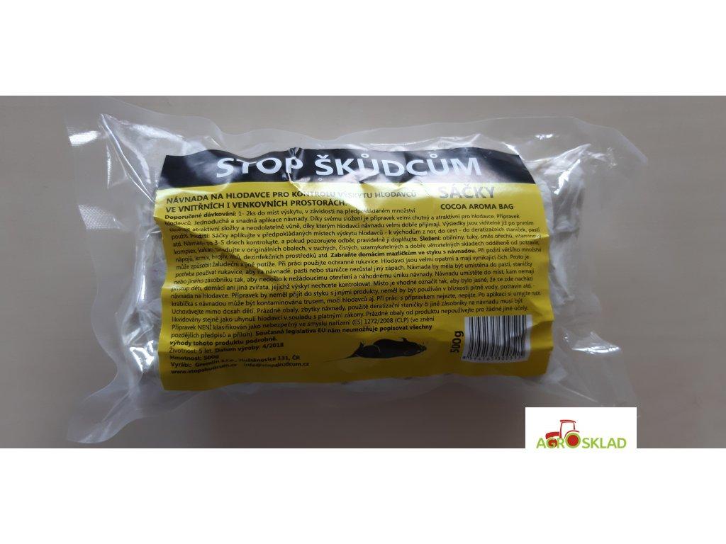 Stop škůdcům sáčky 500 g
