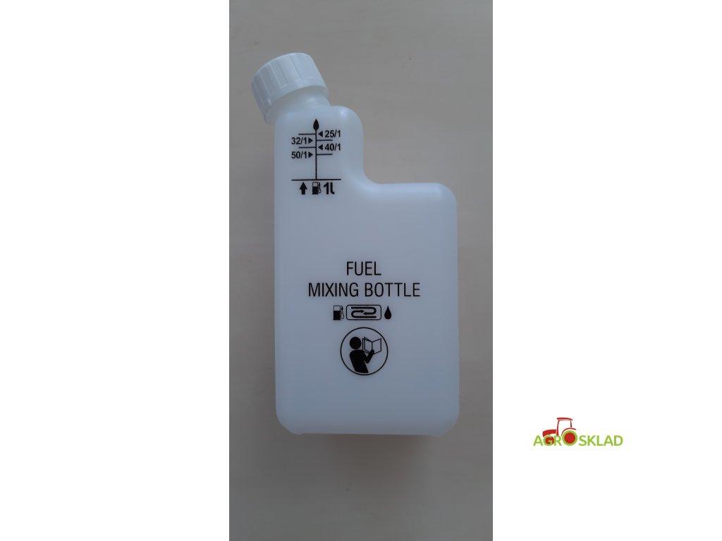 Láhev na směs paliva
