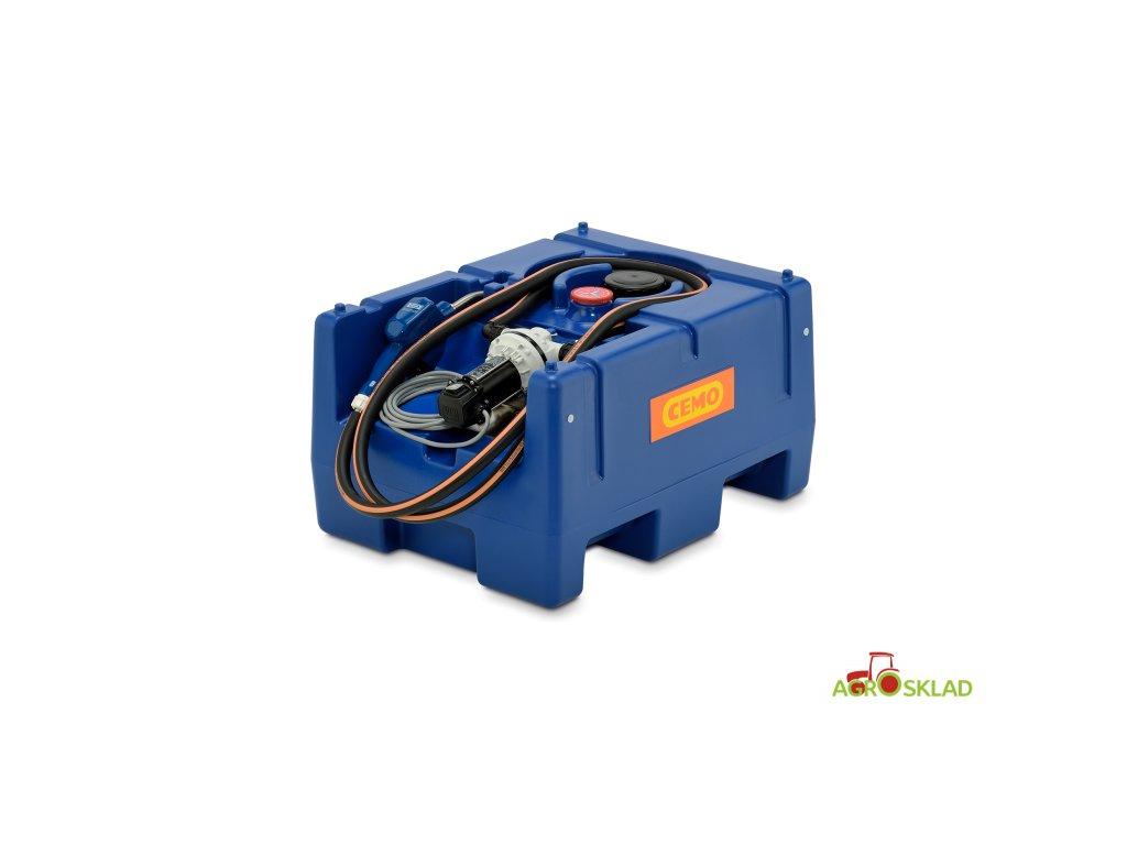 CEMO  mobilní nádrž na AdBlue 125 l - 12 V