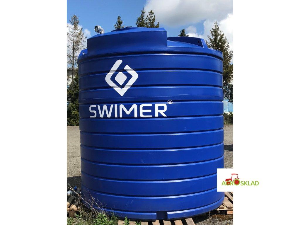 Nádrž na vodu 10000 litrů