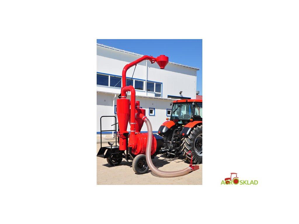 Zrnomet T 480, saco - tlačný, traktor