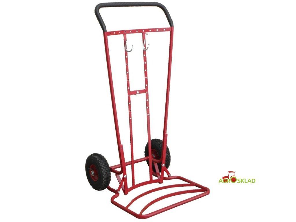 Ruční manipulační vozík (rudl)
