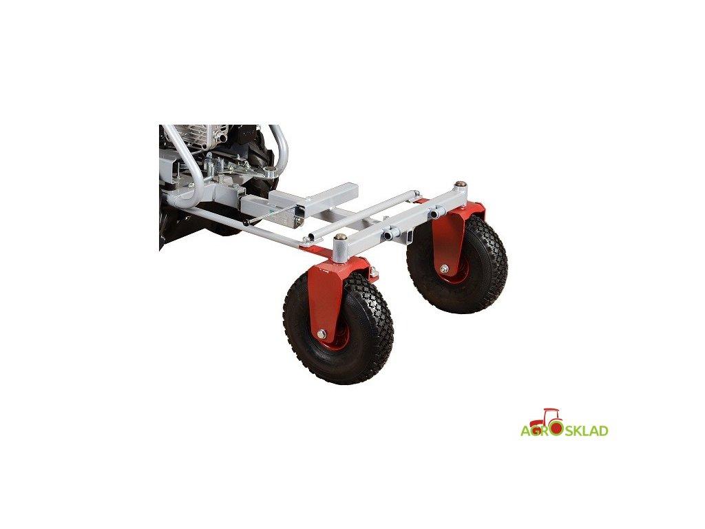 Podvozek řiditelného vozíku KOR 220