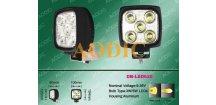 LED - pracovní světlo 25 W