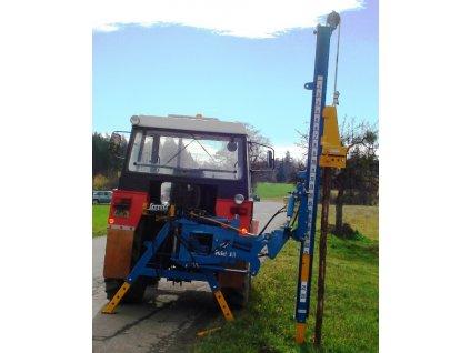 Zatloukač kůlů TWY 200 T HL