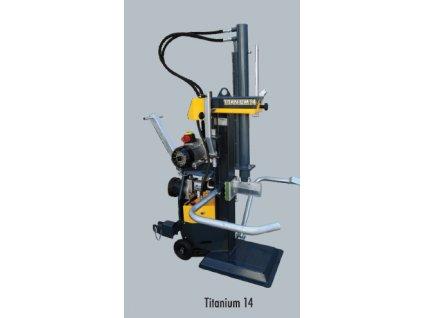 Štípač na dřevo TITANIUM 14 pohon E elektromotor v. č. 19