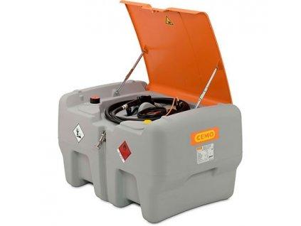 10987 02 dt mobil easy 440 l elektropumpe centri sp 30 mit klappdeckel offen