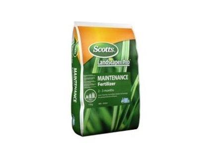 Dlouhodobé trávníkové hnojivo Scotts Maintenance