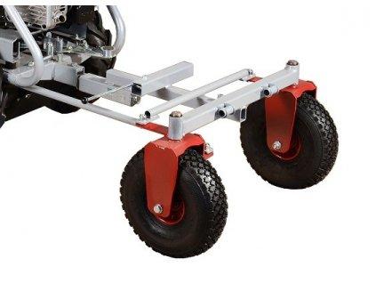 Podvozek řiditelného vozíku KOR-220