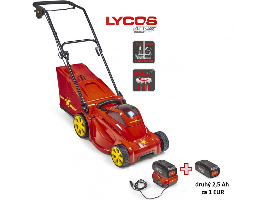 LYCOS 40 370 M