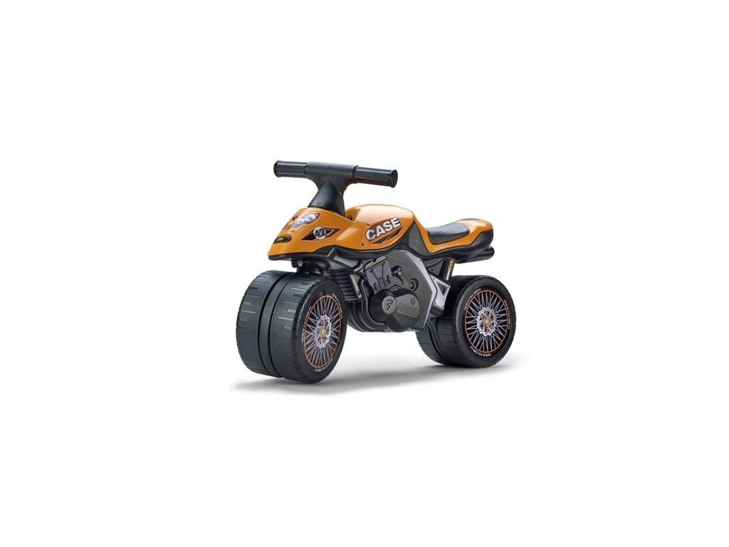 Dětské odrážedlo CASE motorka