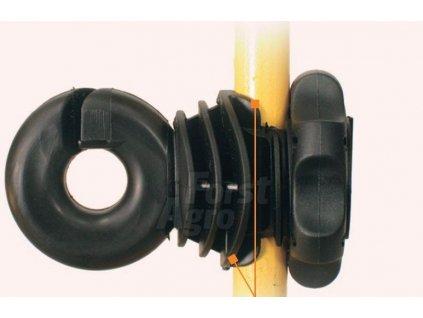 Izolátor IVABLOC kroužkový pro el. ohradník