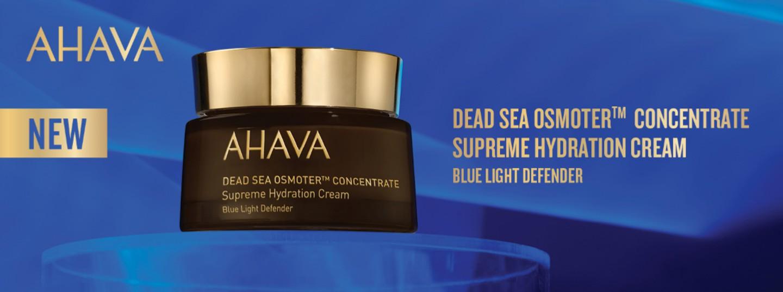 Dead Sea Osmoter Supreme Blue Light hydratační krém