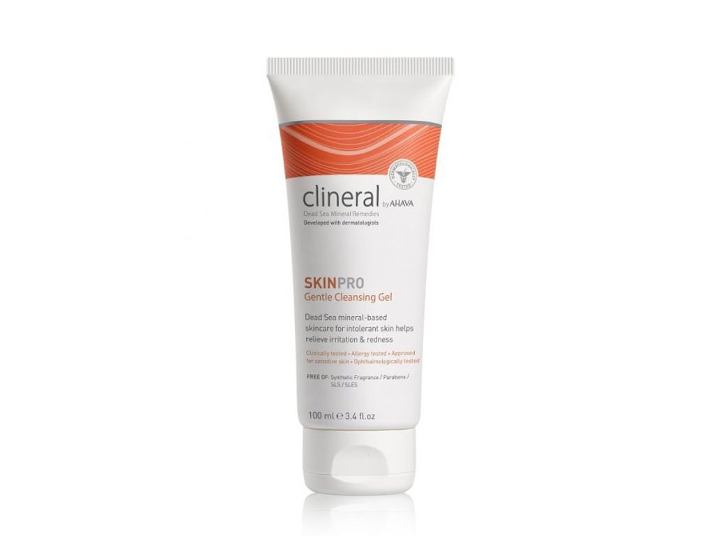 1274 skinpro gentle cleansing gel tube front1