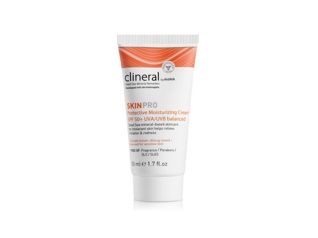 1277 clineral 2016 skinpr protective moist spf50 50ml