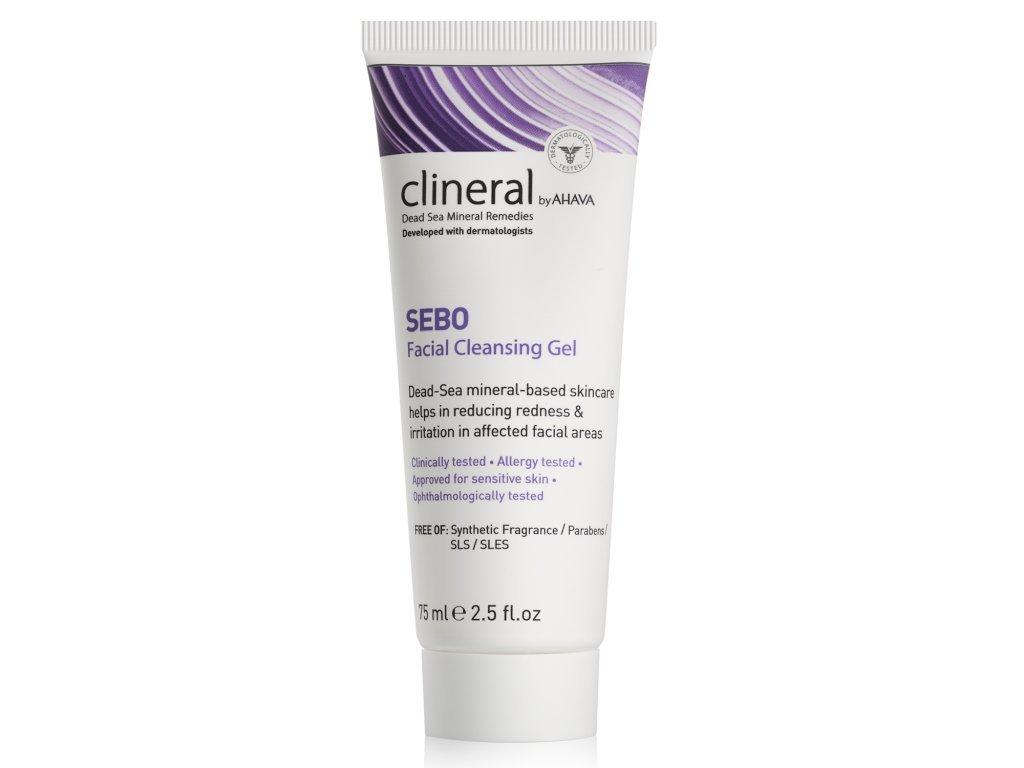 1256 clineral 2015 sebo facial cleansing gel 75ml 1500x15002