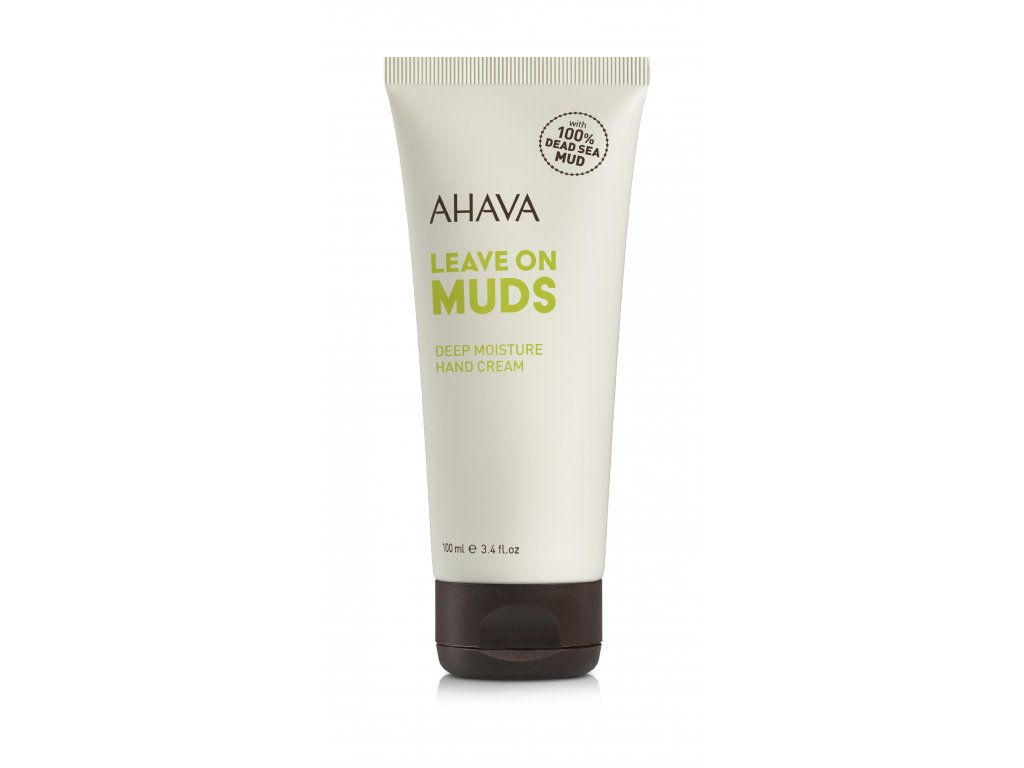 Leave on Mud hand cream tube RGB low
