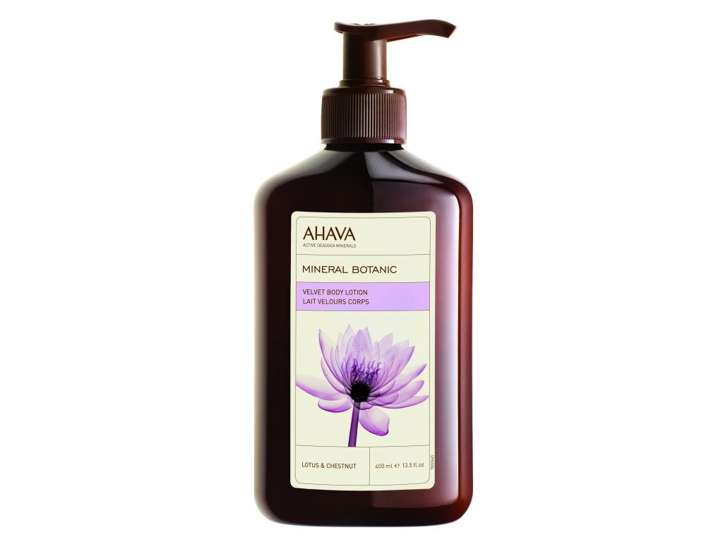 Mineral Botanic Body Lotion Lotus 400ml