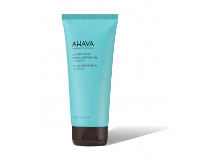 Sea Kissed WATER Shower Gel tube with shadow low