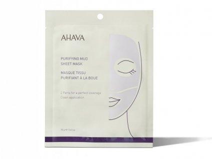 purifying mud sheet mask