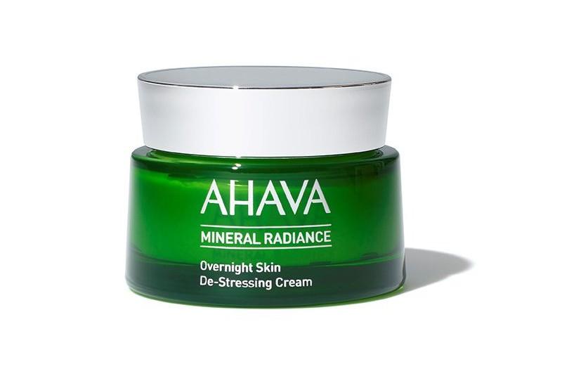 AHAVA Mineral Radiance Noční krém proti stresu 50ml
