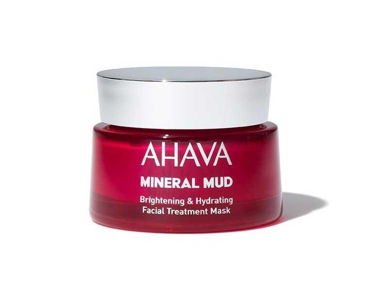 AHAVA Rozjasňující a hydratační maska na ošetření obličeje Obsah: 50ml