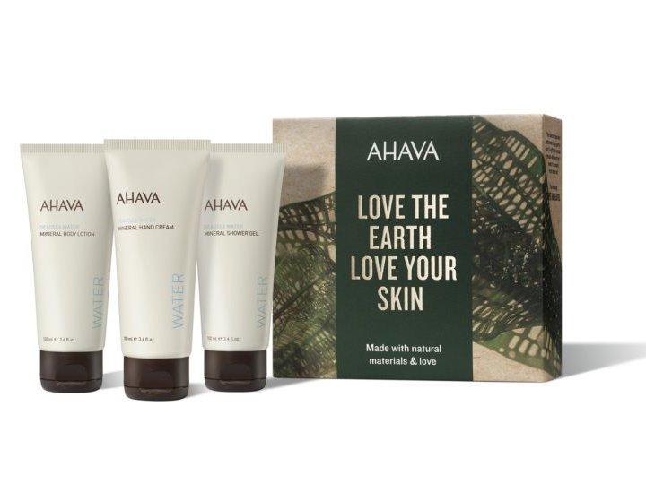 AHAVA Dárková sada Naturally Revitalizing Experience
