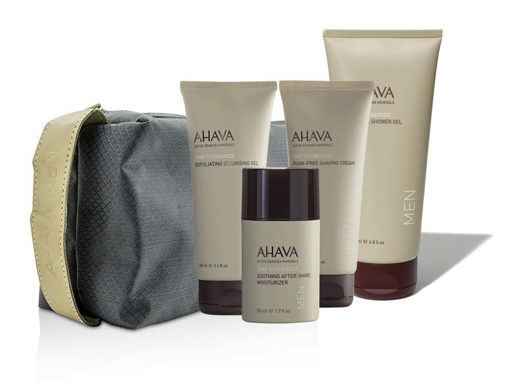 AHAVA Pánská dárková sada Travel kit for Men