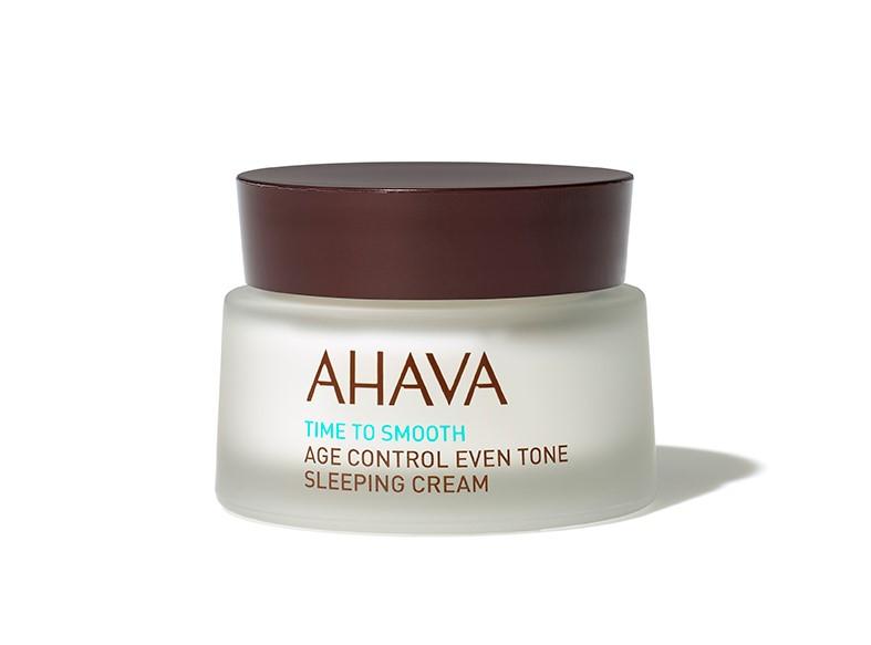 AHAVA Age Control Rozjasňující noční krém 50ml