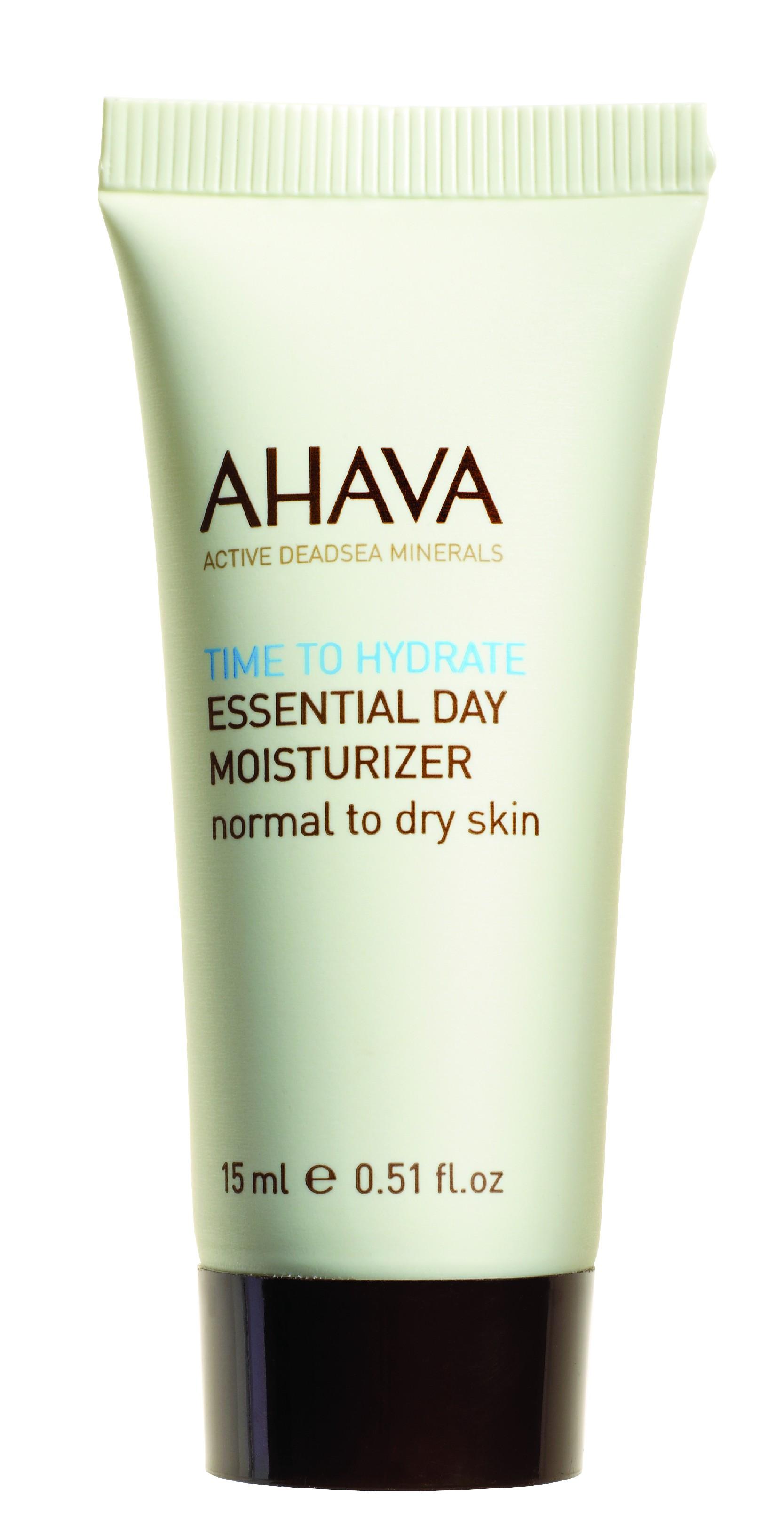 AHAVA Denní hydratační krém pro normální až suchou pleť Obsah: 15ml