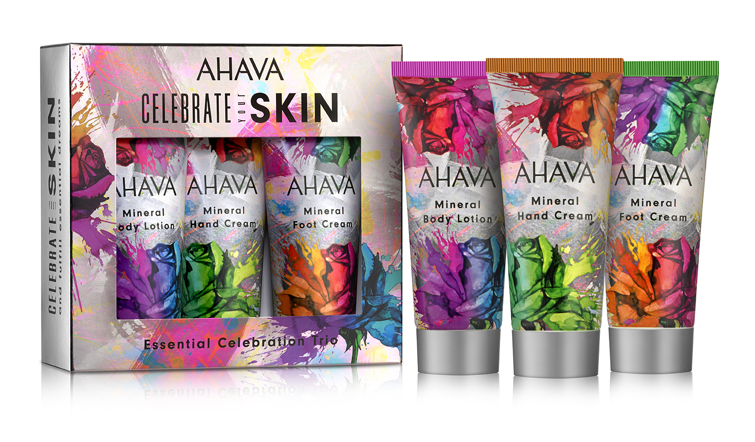 AHAVA Essential Celebration Trio 3x100ml