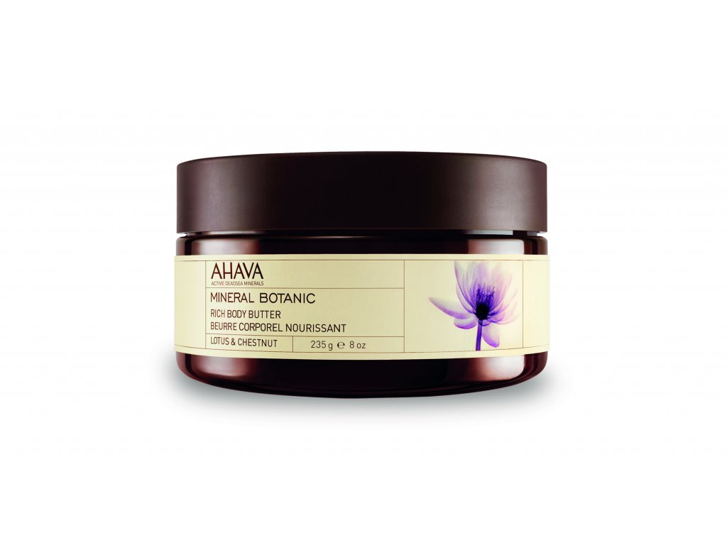 Mineral Botanic body butter lotus