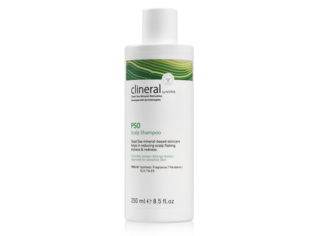 Clineral 2016 PSO Scalp Shampoo 250ml 1500x15002