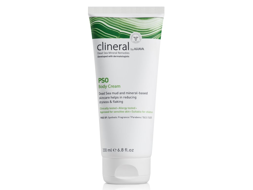 CLINERAL 2016 PSO Body Cream 200ml 1500x15002