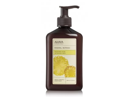 Mineral Botanic Body Lotion Pineapple 400ml