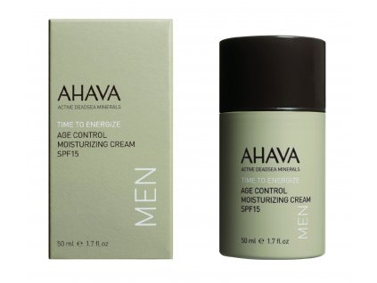 Men Age Control Moisturizing Cream SPF15 50ml