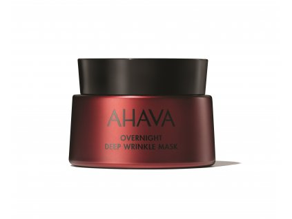 AOS Overnight Deep Wrinkle Mask jar+shadow