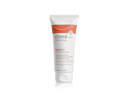 SKINPRO Gentle Cleansing Gel tube front