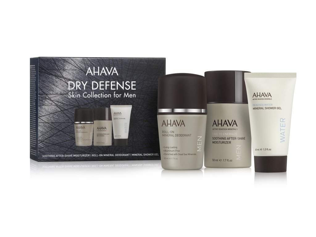 Dry Defense Men Kit+products small